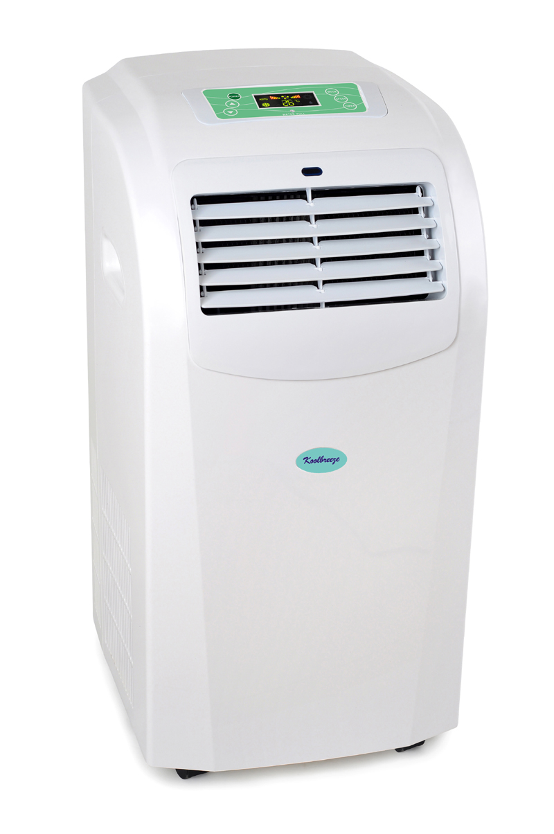 koolbreeze portable air conditioners portable air. Black Bedroom Furniture Sets. Home Design Ideas